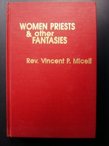 9780815804239: Women Priests and Other Fantasies