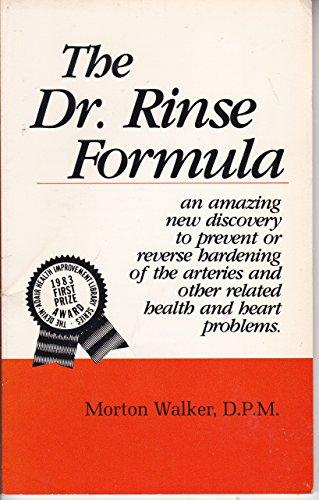 Doctor Rinse Formula: Walker, Morton