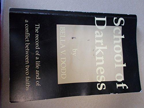 9780815968047: School of Darkness