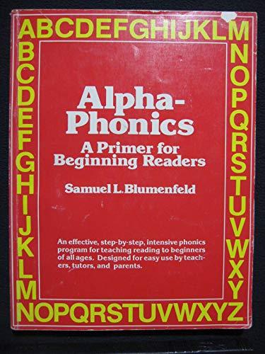 9780815969167: Alpha-Phonics: A Primer for Beginning Readers