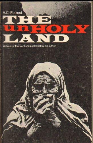 9780815970064: The Unholy Land