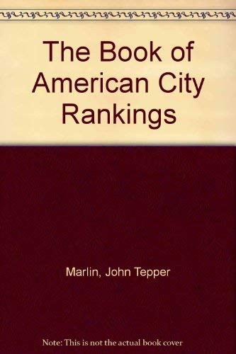 Book of American City Rankings: James S. Avery;
