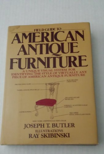 9780816010080: Field Guide to American Antique Furniture (A Roundtable Press book)