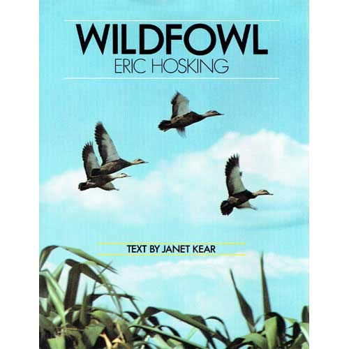 Wildfowl (0816011524) by Eric Hosking; Janet Kear