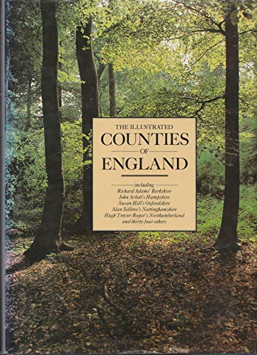 9780816011575: The Illustrated Counties of England