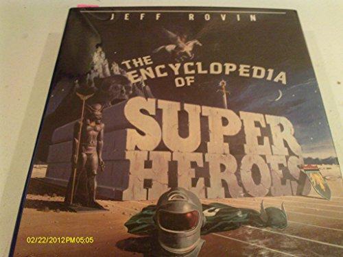 9780816011681: Encyclopaedia of Superheroes