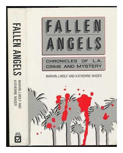 9780816011711: Fallen Angels: Chronicles of L.A. Crime and Mystery