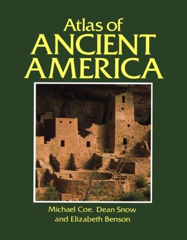 9780816011995: Atlas of Ancient America