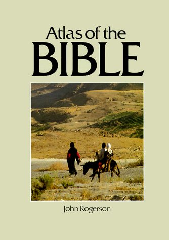 9780816012077: Atlas of the Bible (Cultural Atlas of)
