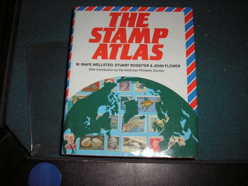 9780816013463: The Stamp Atlas