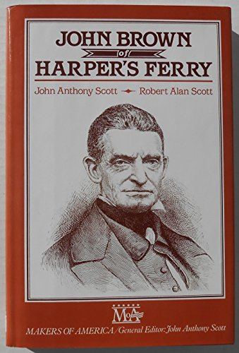 9780816013470: John Brown of Harper's Ferry: With Contemporary Prints, Photographs, and Maps (Makers of America)