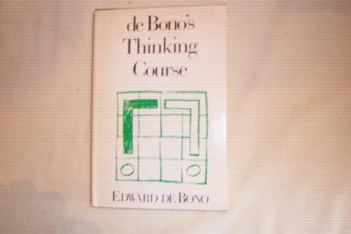 9780816013807: De Bono's Thinking Course