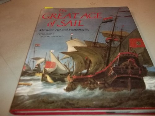 9780816014149: The Great Age of Sail: Maritime Art and Photography