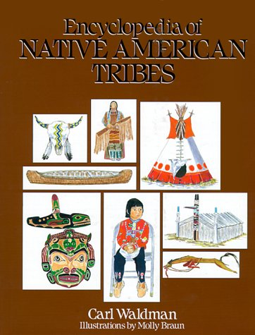 9780816014217: The Encyclopedia of Native American Tribes