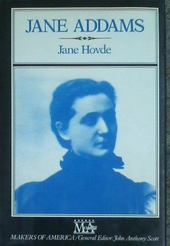Jane Addams: Jane Hovde