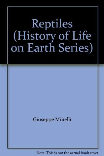 9780816015580: Reptiles (History of Life on Earth Series) (English and Italian Edition)
