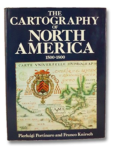 Cartography of North America, 1500-1800