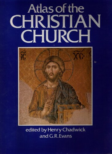 9780816016433: Atlas of the Christian Church (CULTURAL ATLAS OF)