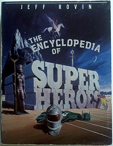 9780816016792: The Encyclopedia of Superheroes