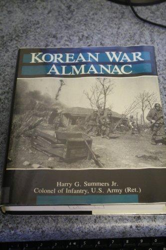 9780816017379: Korean War Almanac