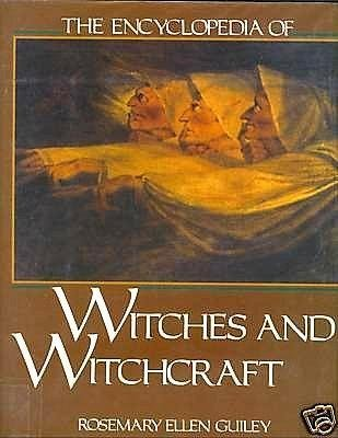 9780816017935: The Encyclopedia of Witches and Witchcraft