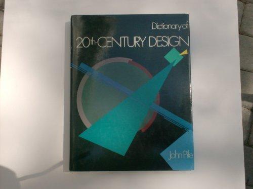 9780816018116: Dictionary of 20th Century Design