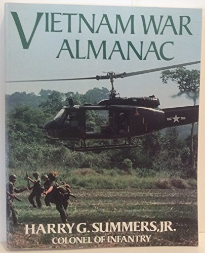 9780816018130: The Vietnam War Almanac