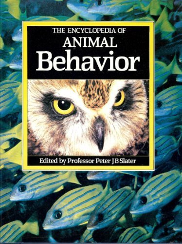 The Encyclopedia of Animal Behavior (Encyclopedia of: Peter J.B. Slater