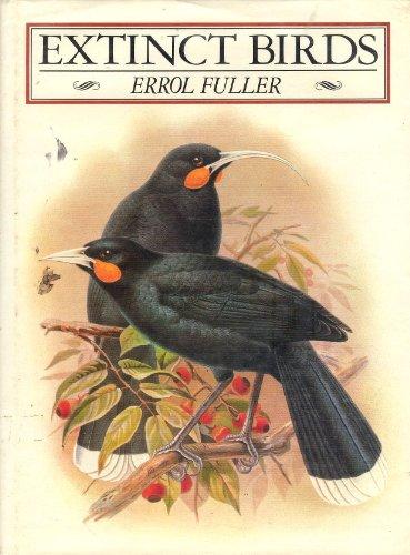 9780816018338: Extinct Birds