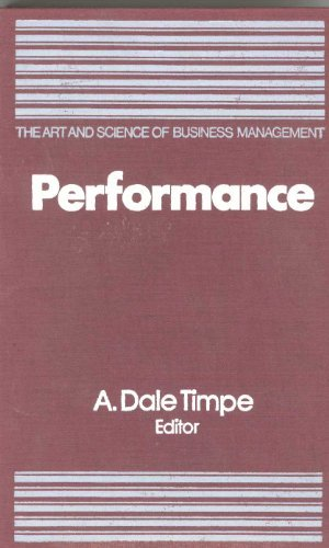 9780816019052: Productivity (Art and Science of Business Management)