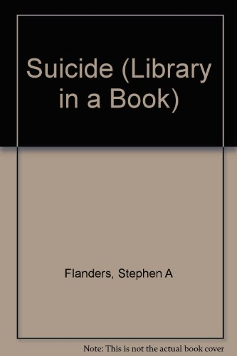 9780816019090: Suicide (Library in a Book)
