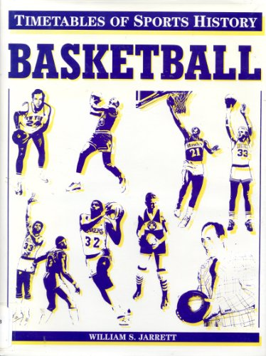 9780816019205: Timetables of Sports History: Basketball