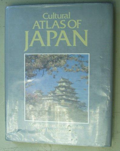 9780816019274: Cultural Atlas of Japan