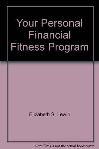 9780816020553: Your Personal Financial Fitness Program