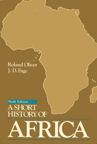 9780816020898: A Short History of Africa