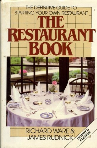 9780816020911: The Restaurant Book: The Definitive Guide to Starting Your Own Restaurant