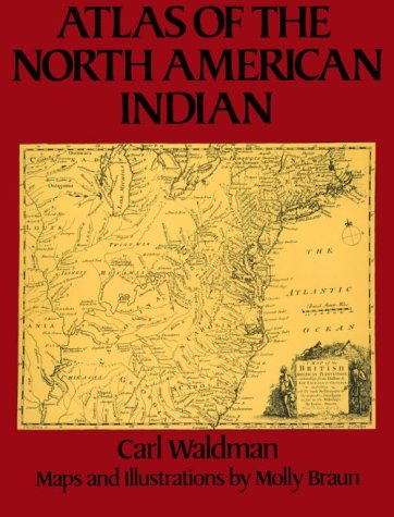 9780816021369: Atlas of the North American Indian