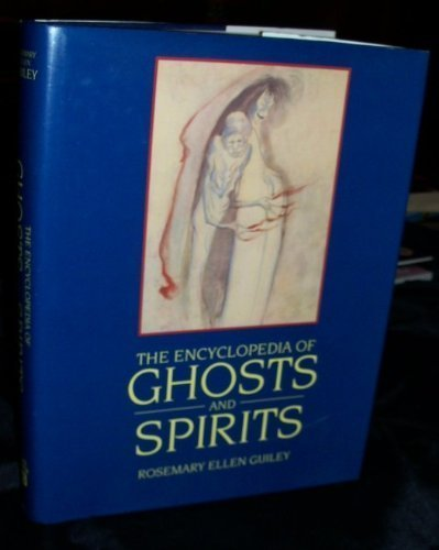 9780816021406: The Encyclopedia of Ghosts and Spirits