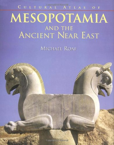 9780816022182: Cultural Atlas of Mesopotamia and the Ancient Near East