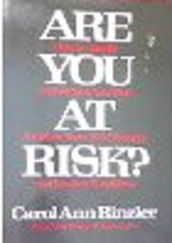 9780816022663: Are You at Risk?: How to Identify and Reduce Your Risk for More Than 100 Diseases and Medical Conditions