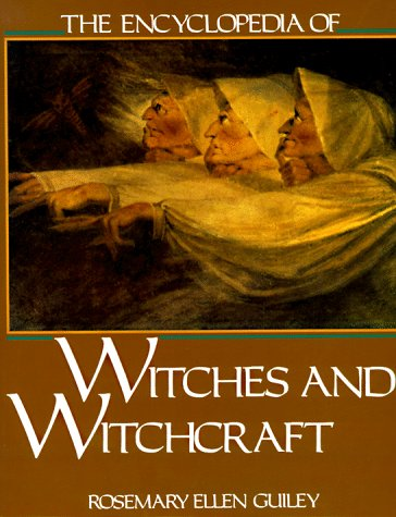 9780816022687: The Encyclopedia of Witches and Witchcraft