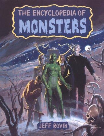 Encyclopedia of Monsters: Rovin, Jeff