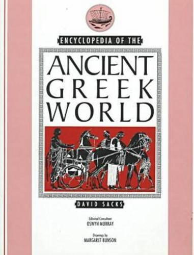 9780816023233: Encyclopedia of the Ancient Greek World