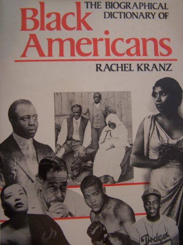 9780816023240: The Biographical Dictionary of Black Americans