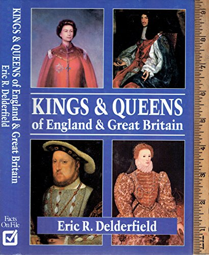 9780816024339: Kings and Queens of England and Great Britain