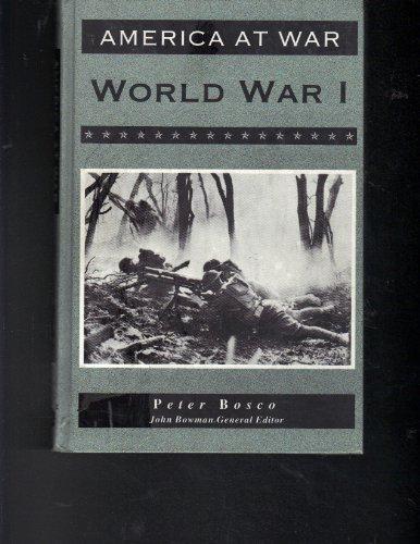 9780816024605: World War I (America at War (Facts on File))