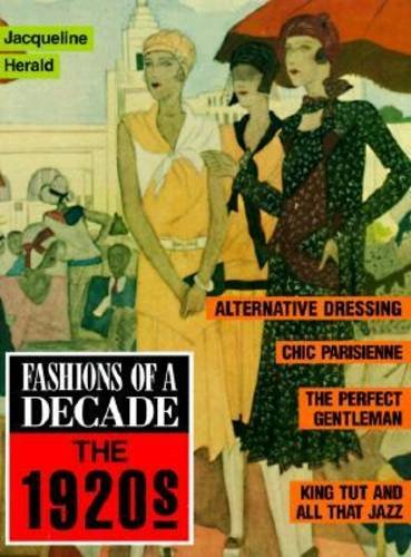 9780816024650: Fashions of a Decade: 1920s