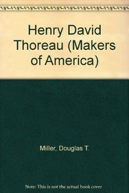 9780816024780: Henry David Thoreau: A Man for All Seasons (Makers of America)