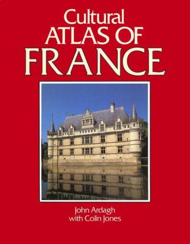 9780816026197: Cultural Atlas of France