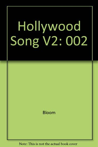 9780816026678: Hollywood Song: The Complete Film & Musical Companion, Vol. 2 Films M-Z